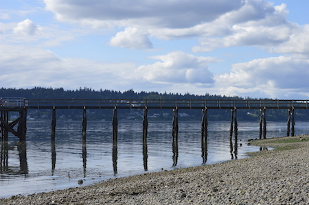 Point White Pier - Bainbridge Island